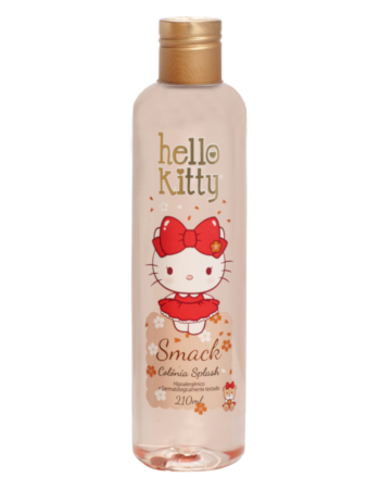 Colônia Splash Smack Hello Kitty 210ml
