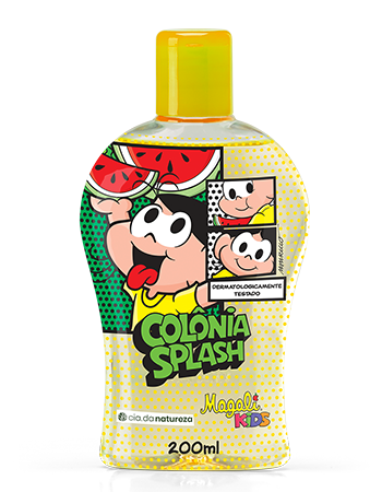 Deo Colônia Splash Magali Kids 200ml