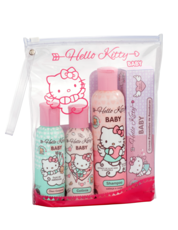 Kit Presente Hello Kitty Baby