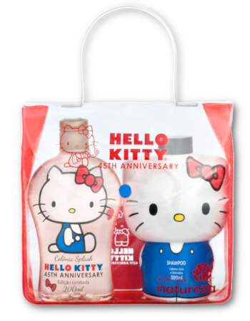 Kit Presente 45 anos Hello Kitty